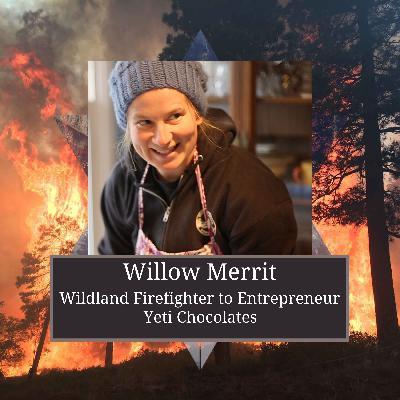 Entrepreneurship after Wildland Fire