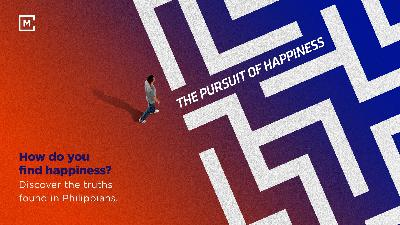 The Pursuit of Happiness | CH. 4 | John Ortberg