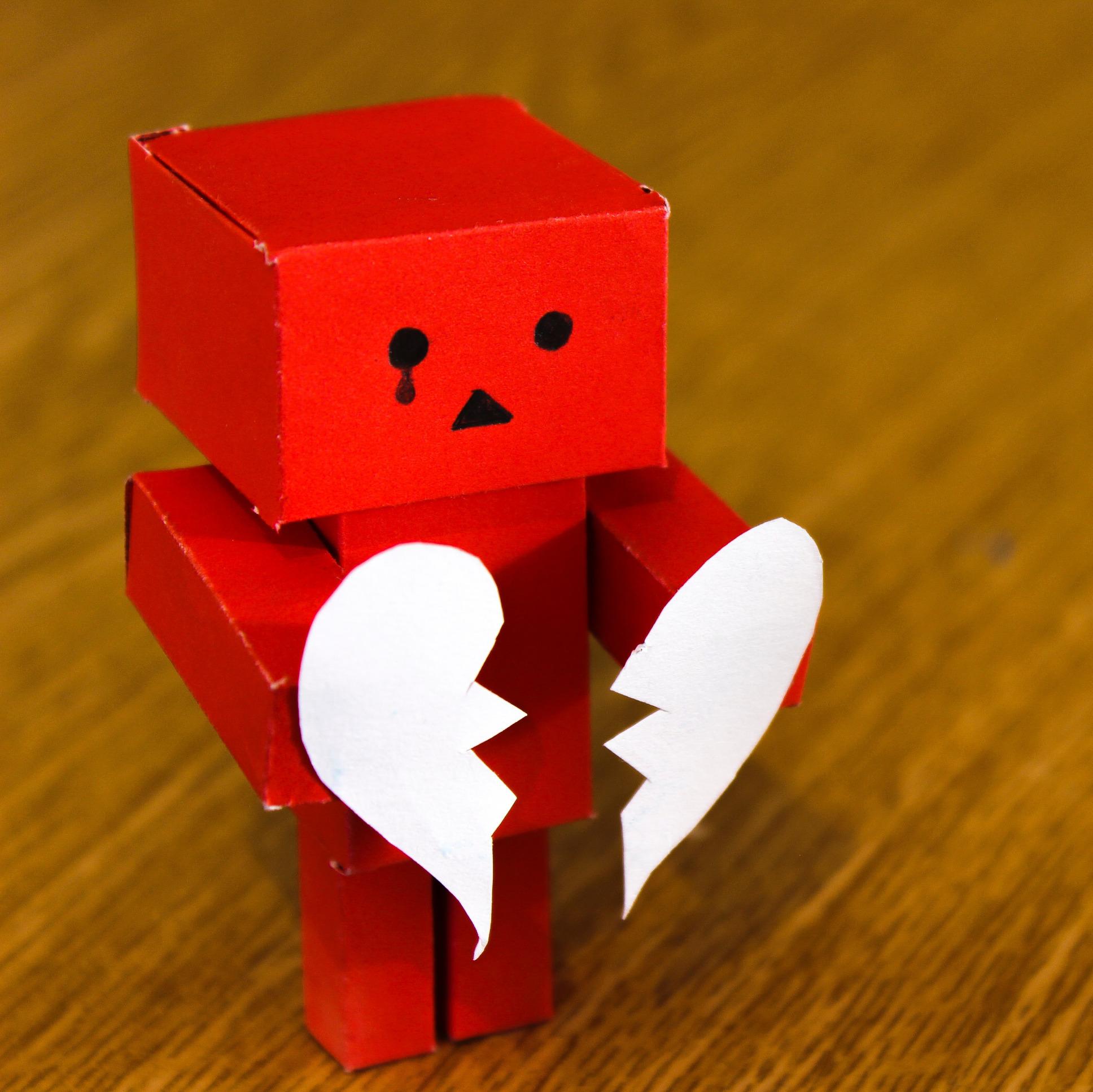 Les étapes qui menent au divorce