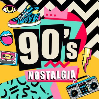 90's Nostalgia: reminiscing on the good times.