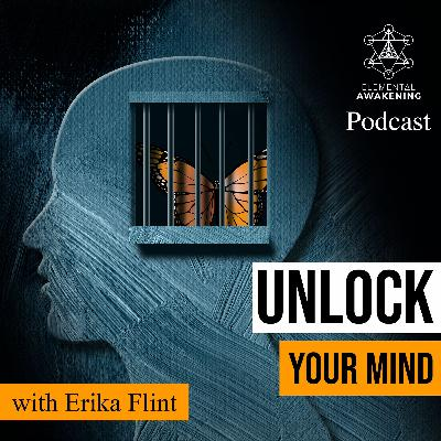 EA Ep. 38 - Hypnosis can help you unlock your mind's power for joy & productivity with Erika Flint