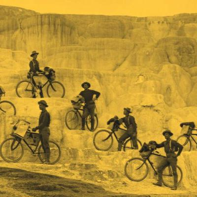 25th Infantry Bicycle Corps With Adam Miller