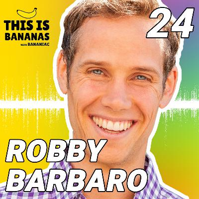 #24 Living with Type 1 Diabetes | Robby Barbaro