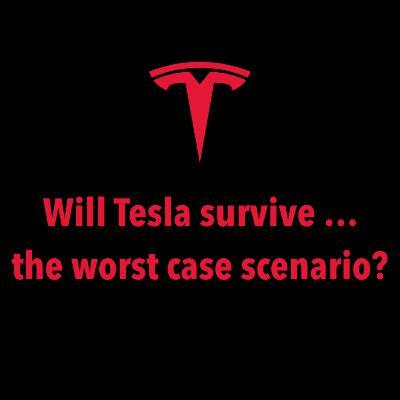 Will Tesla Survive A Global Depression?