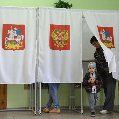Почему люди не ходят на выборы