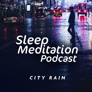 CITY RAIN: Rain on a car roof with windscreen wipers and slight wet road noises - Requested by: Cat Beans via CastBox 💕