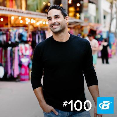 Episode 100 - Jon Goodman