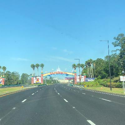 Episode #369 - assorted thoughts and a visit to Walt Disney world during the closure