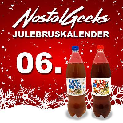 NostalGeeks Julebruskalender - 06 - Hamar Og Lillehammer Julebrus