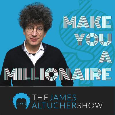 Make You a Millionaire! Jen Glantz EP01: You can't scale yourself! How to turn  your knowledge into a million dollar!?