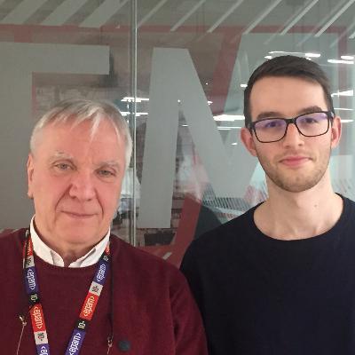 50 év korkülönbség - Beszélgetés az EPAM legidősebb és legfiatalabb kollégáival, Juhász Gáborral és Lados Kristóffal