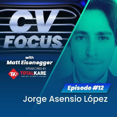 12: CV Focus episode 12 - Jorge Asensio López