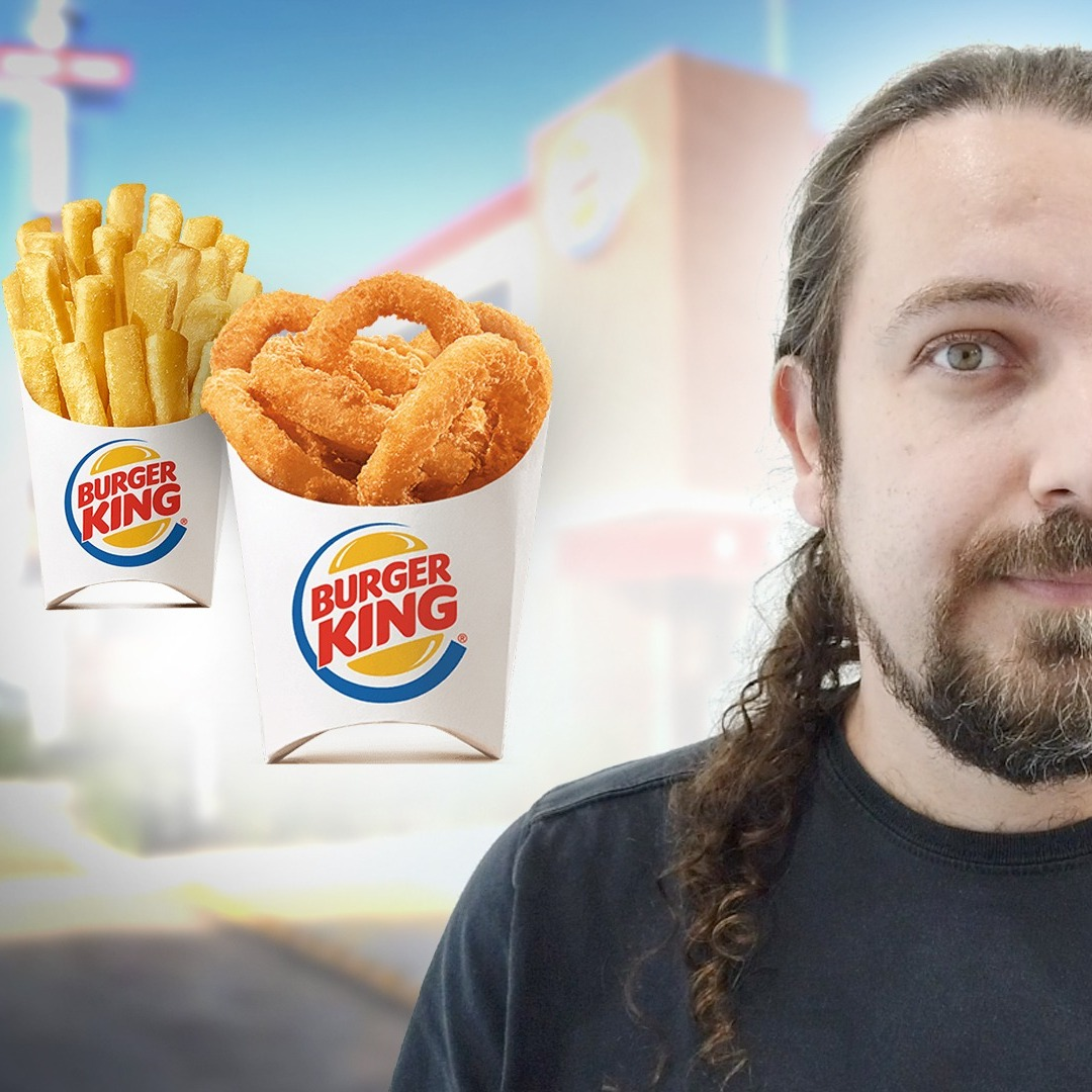 Burger King: algo relevante sobre as Onion Rings e Batatas Fritas