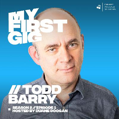 11. Todd Barry