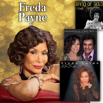 Harvey Brownstone Interviews Freda Payne, Legendary Singer