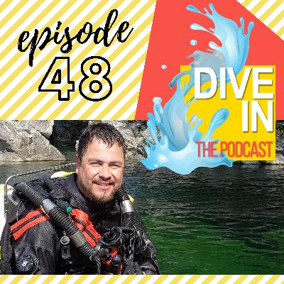 """Episode 48: """"If You Survive, You Move On"""" with guest Gabriel Pineda"""