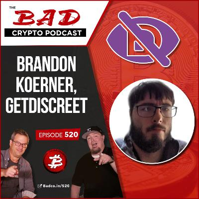 Crypto Spotlight: GetDiscreet