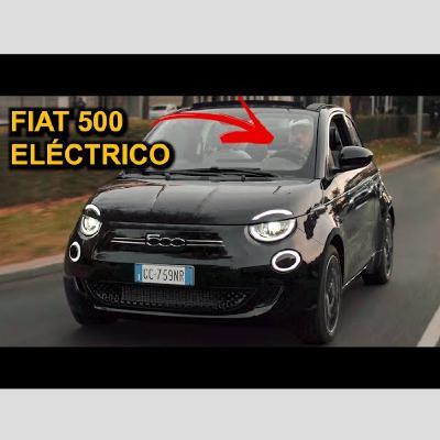 PRIMER CONTACTO: EL FIAT 500 ELÉCTRICO CRECE PARA SER ¿MINI? - ¿A qué precio?