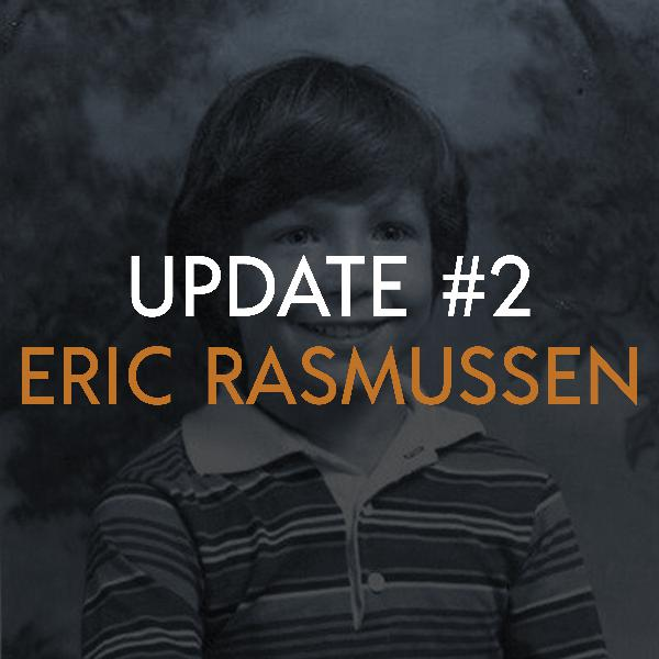Update 2: Eric Rasmussen