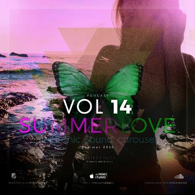 Electronic Sound Carousell - Vol.14 ( Sommer Love )