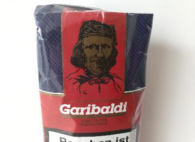 Le Garibaldi, un tabac coupé très fin