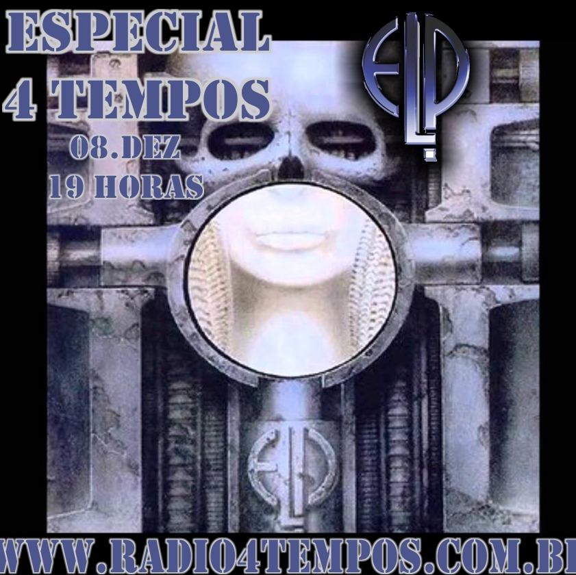 Rádio 4 Tempos - Especial 4 Tempos - ELP