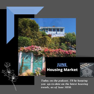 June 2020 Market Update - Active, Pending and Sold Stats