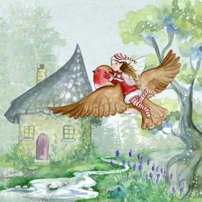 Bedtime Story for Kids: MYSTICAL HEALING GARDEN - Guided Meditation for Children