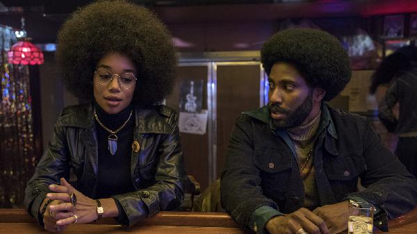 BlacKkKlansman and What's Making Us Happy