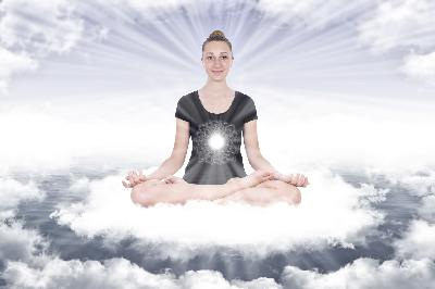 Beginner's Floating Visualization Guided Meditation