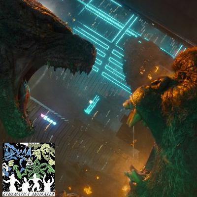 S4E5- Monkey Madness Part 3- Godzilla vs Kong: A Tale of Two Monsters (2021)