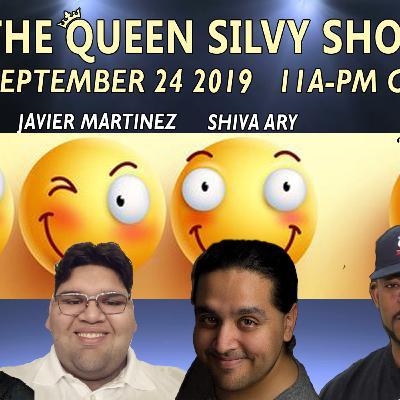 The Queen Silvy Show - September 24 2019