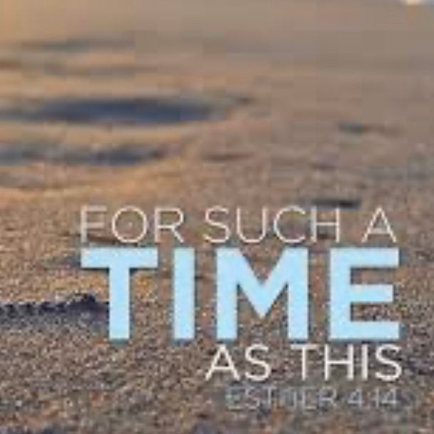 For Such A Time As This (Part 4 - Christ in the Passover)