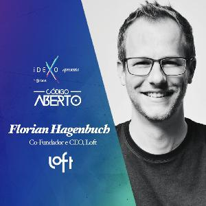 Florian Hagenbuch, Co-Fundador e CEO, Loft