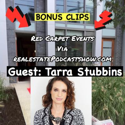 NEW: Podcast Bonus Clips w Tarra Stubbins. Tarra talks music biz and live concerts in age of COVID