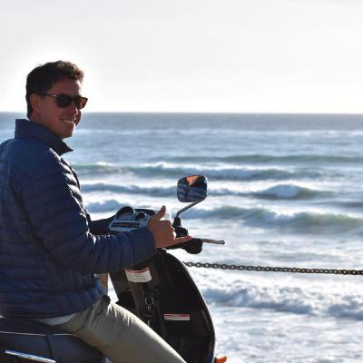 Manifesting Your Dreams and Surfing Around the World with Eddy Goldaracena