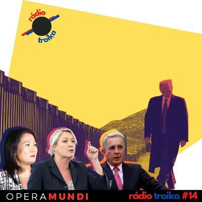 #14 - Não acabou: Como a extrema direita mundial tenta chegar ao poder no pós-Trump?