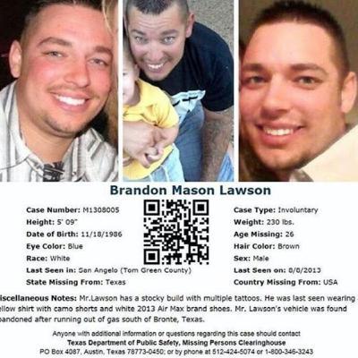 Missing Brandon Lawson - 6 - Advocate Watts