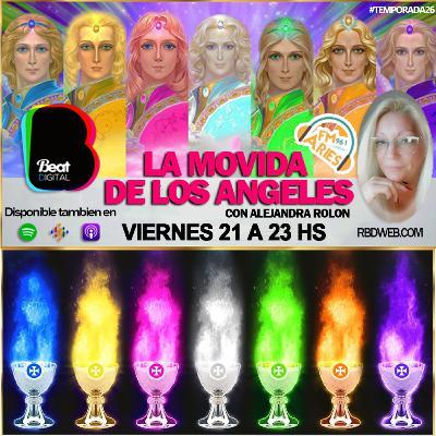 La movida de los Ángeles con Alejandra Rolon 27/08/21