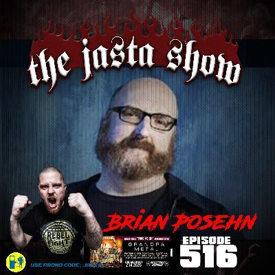 Episode #516 - Brian Posehn