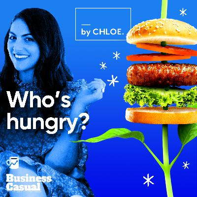 Who's hungry? ByCHLOE co-founder Sam Wasser on the power of branding