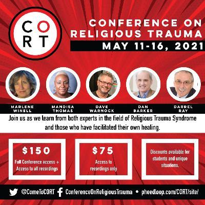 Bonus: Janice Selbie and Conference on Religious Trauma 2021