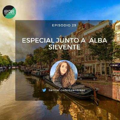 Especial junto a Alba Silvente - Ambassador at NuxtJS and Storyblok