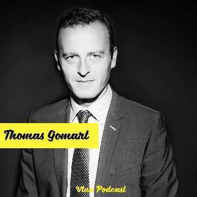 #175 Comprendre le dessous des guerres invisibles mondiales avec Thomas Gomart