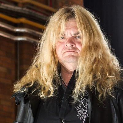 213Rock Podcast Harrag Melodica Interview with Steve Grimmett s Grim Reaper New album At the Gates 03 08 2020
