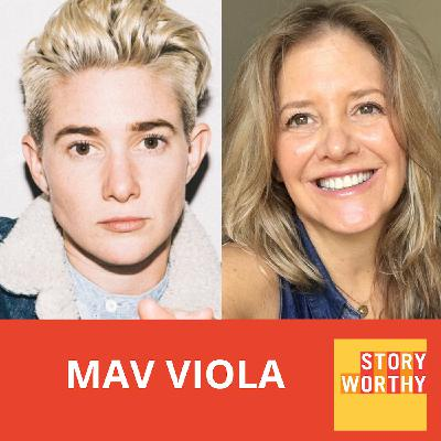 657 - My Roommate Has Covid with Comedian Mav Viola