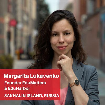 083: Episode 40 - Margarita Lukavenko