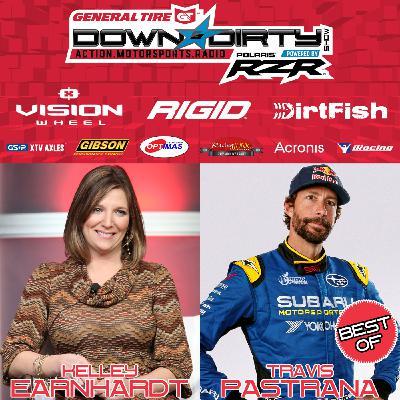 #421 - Kelley Earnhardt & Travis Pastrana