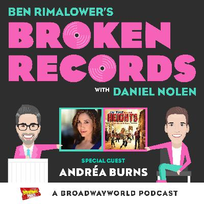 Episode 39: Andréa Burns (In the Heights)