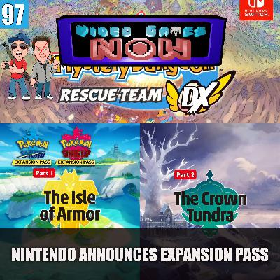 Pokemon Expansion Pass! Game Freak Finally Figures out DLC